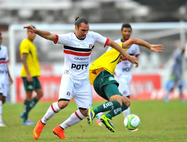 Santa Cruz x Icasa Série B (Foto: Aldo Carneiro / Pernambuco Press)