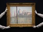 'Le Grand Canal', de Monet, é arrematado por 31 milhões de euros