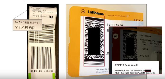 Tudo ocorre por meio de dados pessoais obtidos em passagens (Foto: Reprodução/Felipe Vinha)