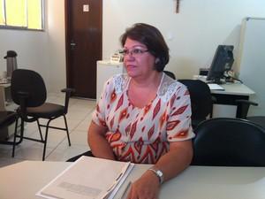Coordenadora de regulação da SRS afirma nunca ter sido procurada pela Comissão (Foto: Valdivan Veloso/G1)