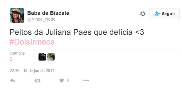 Nudez de Juliana Paes repercute na web (Foto: Reprodução)