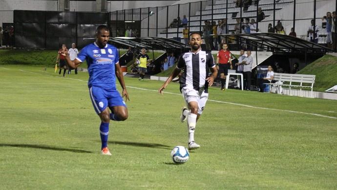 ABC x CSA, no Estádio Frasqueirão - Copa do Nordeste (Foto: Andrei Torres/ABC FC/Divulgação)