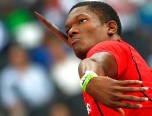 Keshorn Walcott, Atletismo (Foto: Agência Reuters)