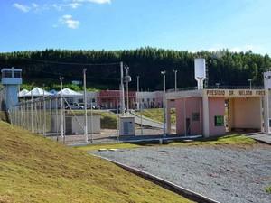 Presídio Dr. nelson Pires (Foto: Seds/Divulgação)