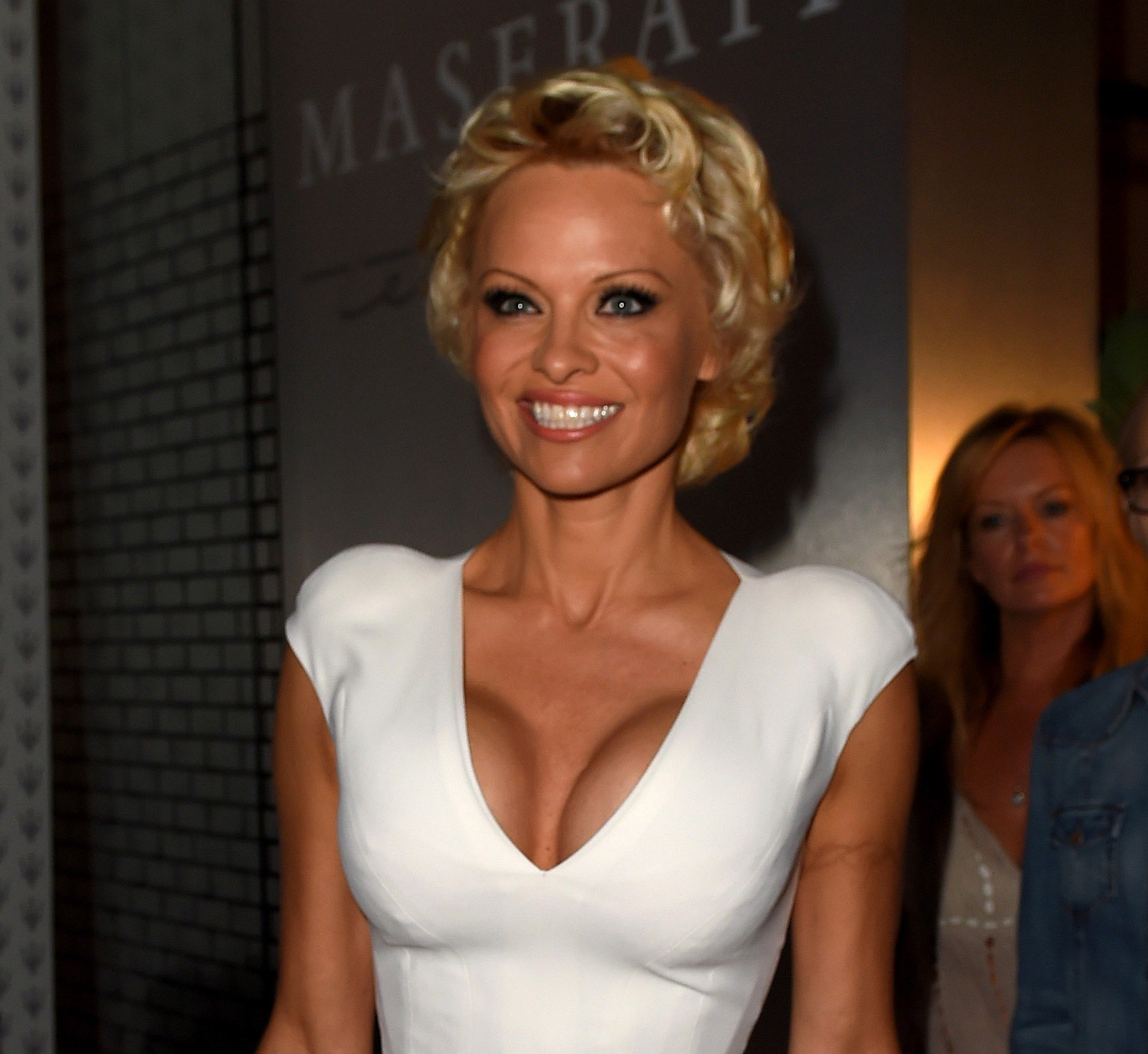 Pamela Anderson (Foto: Getty Images)