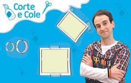 Corte e Cole: Avião
