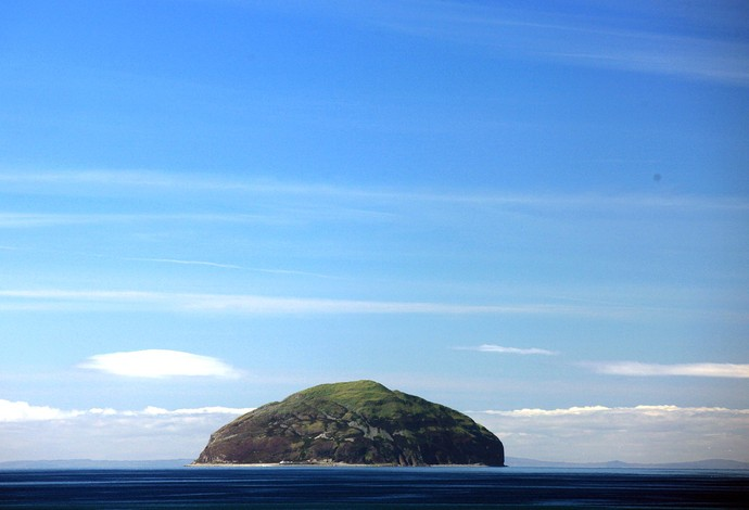 Ilha Ailsa Craig Curling (Foto: Getty Images)