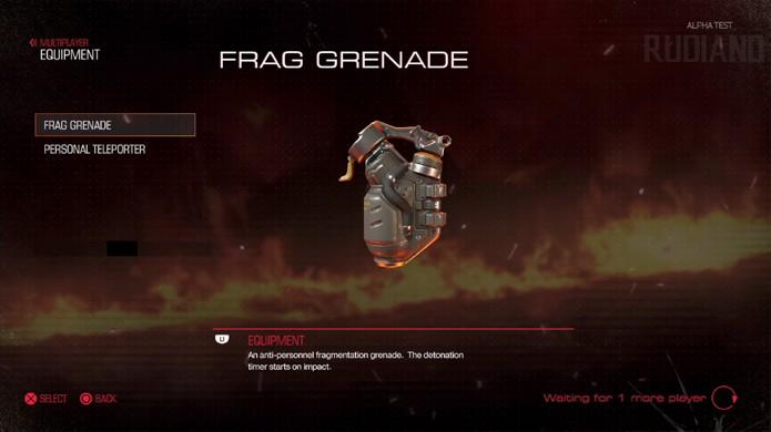 Granadas tradicionais como a Frag Grenade também estarão disponíves no novo Doom (Foto: Reprodução/Gamers Pack)