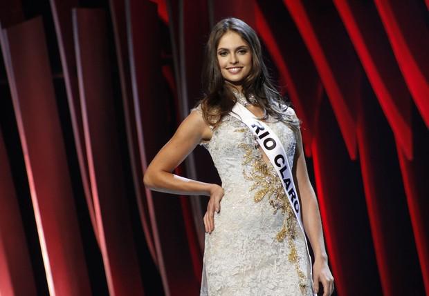 Miss Rio Claro (Foto: Celso Tavares / EGO)
