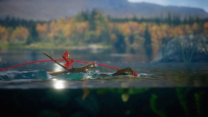 Unravel: aventura é dividida em fases com características visuais únicas (Foto: Reprodução/Victor Teixeira)
