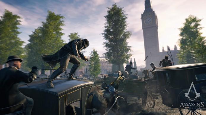 Assassin's Creed: Sydicate (Foto: Divulgação)