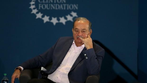 Carlos Slim, bilionário mexicano (Foto: Getty Images)