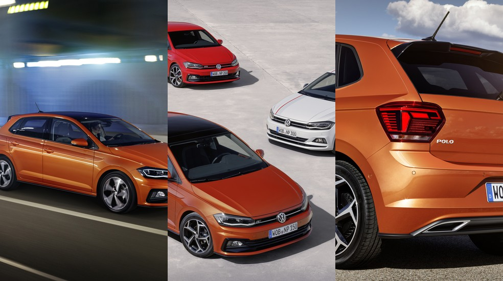 Você gostou do visual do novo Volkswagen Polo?