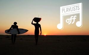surfe no oeste da áfrica músicas