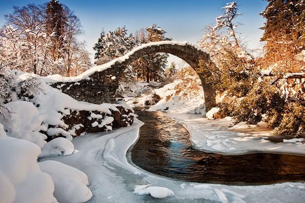 21 pontes antigas (Foto: John Taggart/Reprodução)