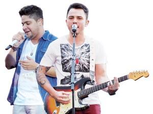 Jorge e Mateus (Foto: Leandro Maldonado/Divulgação)
