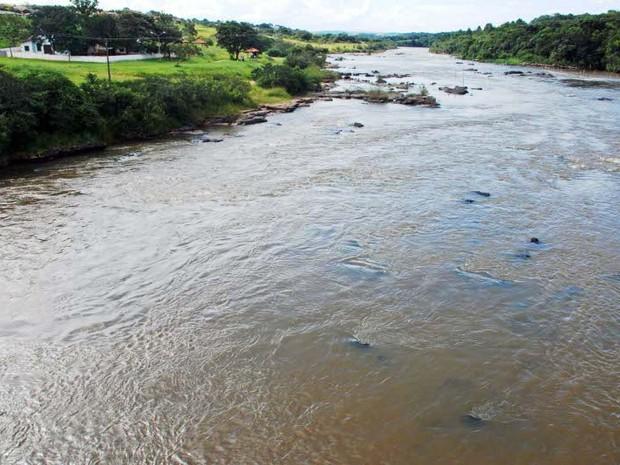 Ro Tibagi abastece quase toda a região de Londrina, no norte. (Foto: Seab/Arquivo)
