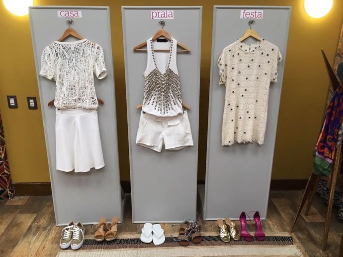 Sugestões de looks para o réveillon (Foto: Davi Padovani/Gshow)