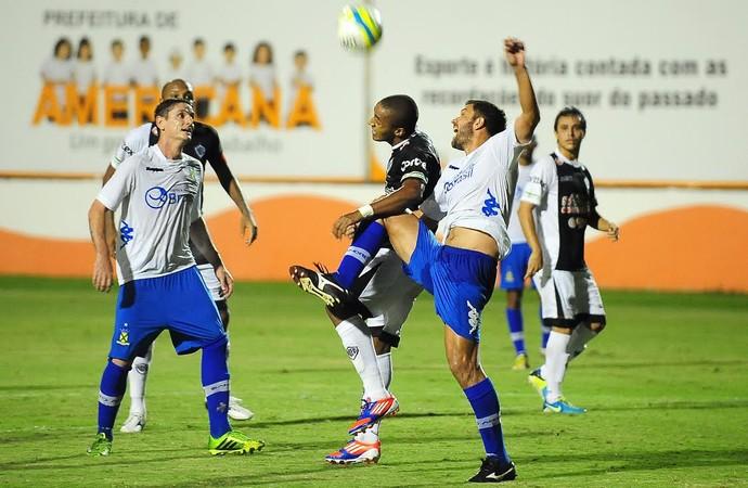 Rio Branco x Santo André Série A2 (Foto: Flávio Oliveira / Divulgação Rio Branco)