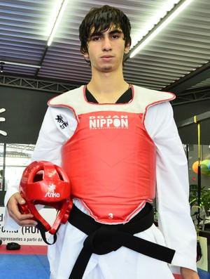 Taekwondo guilherme dias (Foto: Divulgação)