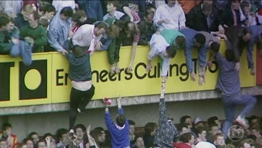 Seis são indiciados pela tragédia de 1989 no estádio de Hillsborough, na Inglaterra