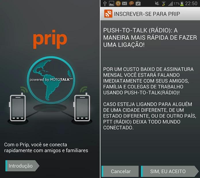 Prip chegará ao Brasil pela Nextel (Foto: Reprodução/Thiago Barros) (Foto: Prip chegará ao Brasil pela Nextel (Foto: Reprodução/Thiago Barros))