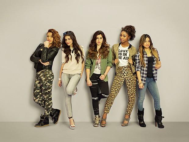 Grupo feminino Fifth Harmony (Foto: Divulgação)
