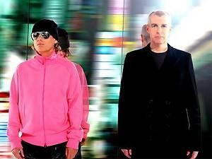 A dupla britânica pet Shop Boys (Foto: Divulgação/MySpace do Artista)