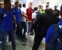 Jogadores comentam incidente em aeroporto, mas minimizam ocorrido