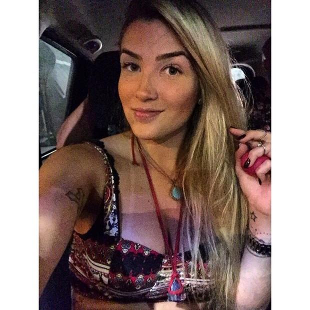 Ex-BBB Aline (Foto: Instagram/ Reprodução)