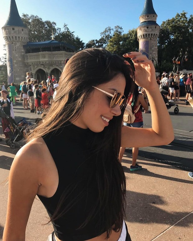 Luciana Chamone (Foto: Instagram / Reprodução)