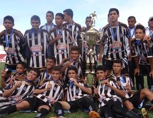 ASA campeão Alagoano sub-15 (Foto: Paulo Victor Malta/GLOBOESPORTE.COM)