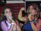 Filha de Andréia Sorvetão faz 16 anos e revela: 'Já sonhei em ser paquita'