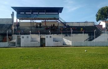 Serra e Espírito Santo se enfrentam em jogo-treino no Estádio Robertão