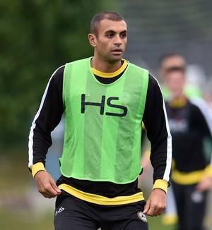 danilo, treino do udinese (Foto: Divulgação / Udinese)