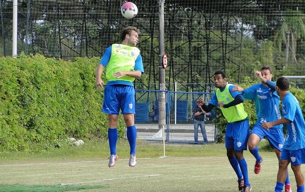 Cassio, Avaí (Foto: Alceu Atherino / Avaí FC)