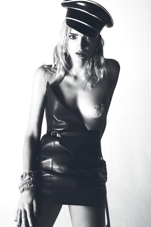 Lily Donaldson (Foto: Reprodução)