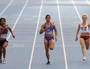 Tamiris de Liz Mundial Juvenil de Barcelona atletismo (Foto: Divulgação)