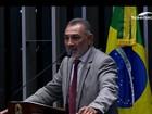 Único senador a mudar de posição, Telmário vota a favor do impeachment