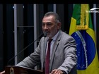 Interrogatório de Dilma no Senado: Telmário Mota pergunta