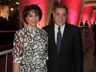 Famosos prestigiam prêmio de televisão no Rio de Janeiro