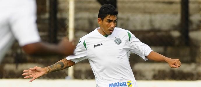 Éder Silva, Guarani x Oeste (Foto: Rodrigo Villalba / Guarani FC)