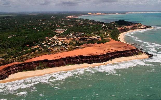Praia da Pipa recebe a 4ª edição da FliPipa (Foto: Canindé Soares)