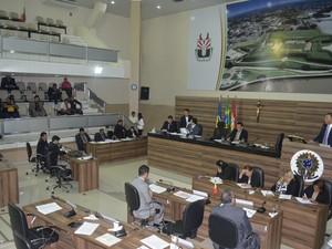 Câmara Municipal de Macapá (Foto: Abinoan Santiago/G1)