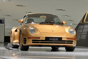Porsche 959 1986 (Foto: Porsche)