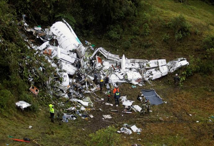 Falhas em plano de voo foram apontadas antes da decolagem, diz…