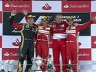 Equipe Ferrari tem dia especial no Grande Prêmio da Espanha de F1