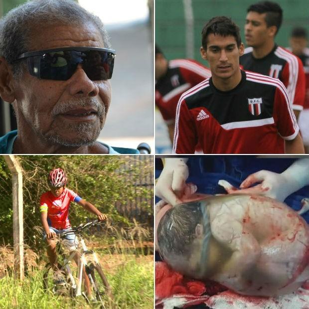 Histórias comoventes marcaram 2016 na região de Ribeirão Preto (Foto: Arte/G1)