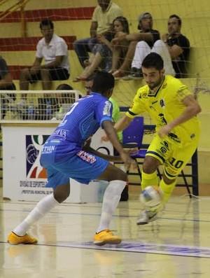 Dracena x Pompeia Paulistão de Futsal (Foto: Marco César Souza / Arquivo Pessoal)