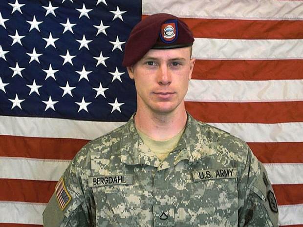 Bowe Bergdahl em foto de antes de sua captura pelos talebãs no Afeganistão (Foto: AFP Photo/Handout/US Army)